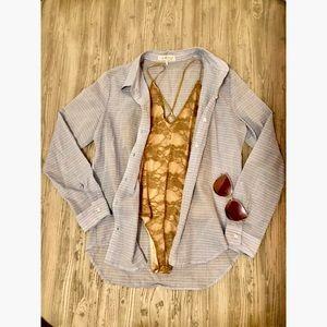 Button Down Flannel